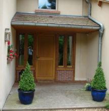 Porte d'entrée Rambouillet 78