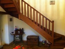 Escalier Chevreuse 78