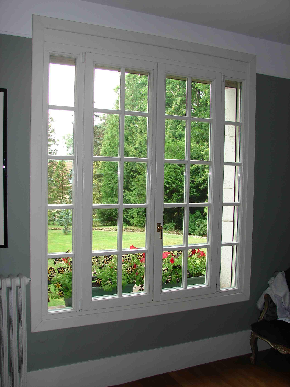 Fenêtre Bois Vente Et Pose Rambouillet Chevreuse